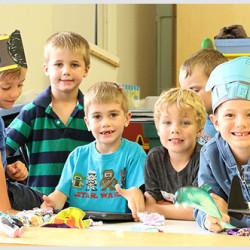 Whitehaven Kindergarten School Age Centre Kindergarten Program children