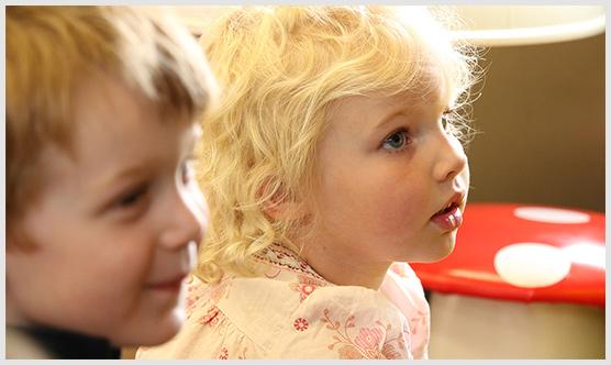 Whitehaven Kindergarten School Age Centre Preschool Program children