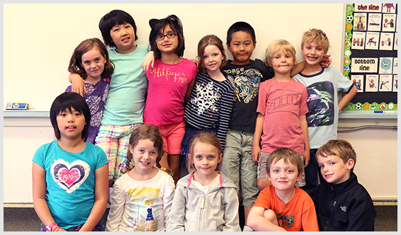 Whitehaven Kindergarten School Age Centre School Age Program children